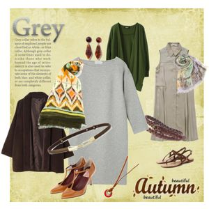 Gray Autumn