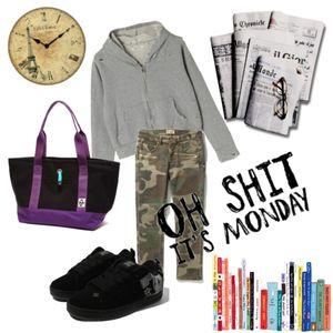 学校style