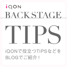 iQON BACKSTAGE
